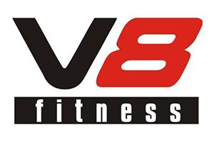 Logo V8 Fitness